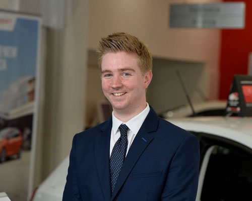 Meet Our Specialists Northern Ireland Agnew Motability
